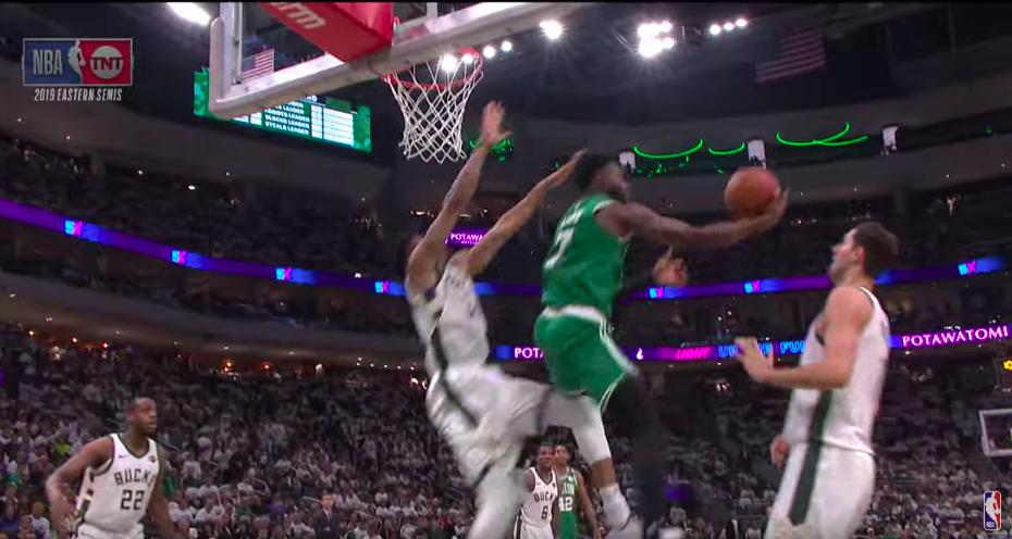 Jaylen Brown NBA Celtics