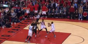 NBA – Top 5 : Kawhi Leonard s'envole au cercle !