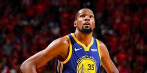 NBA – Kevin Durant remballe Seth Curry