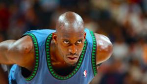 NBA – Le très original 5 all-time de Kevin Garnett