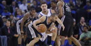 NBA – Comment Tony Parker a fait passer un gros palier à Klay Thompson