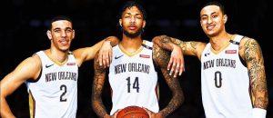 NBA – Alvin Gentry a un 5 de rêve pour New Orleans