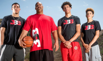 lavar ball lonzo ball liangelo ball lamelo ball big baller brand