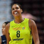 WNBA – Liz Cambage tradée aux Las Vegas Aces !