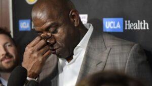 NBA – Magic Johnson donne son MVP 2020… et se fait pourrir