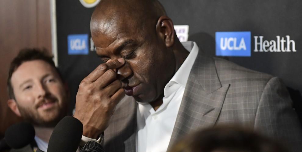 Magic Johnson a été sans pitié avec les Sixers après leur élimination