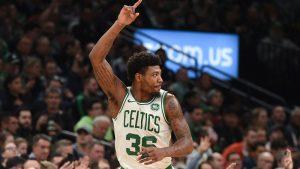 NBA – Marcus Smart ovationné par le TD Garden