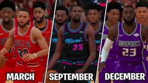 NBA – Quelle est la meilleure équipe selon votre mois de naissance ?