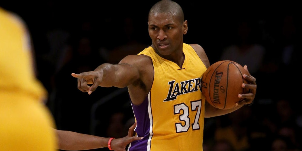metta world peace ron artest
