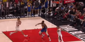 NBA – Top 5 : Meyers Leonard postérize Draymond Green