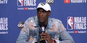 NBA – Pascal Siakam sait à qui dédier son énorme performance