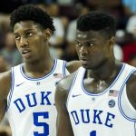 NBA – Zion Williamson prévient les fans des Knicks concernant R.J. Barrett