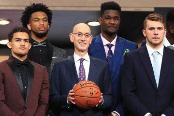 rookie all team dévoilée draft 2018