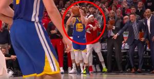 NBA – L'hilarante réaction de Seth Curry sur le marcher de son frère
