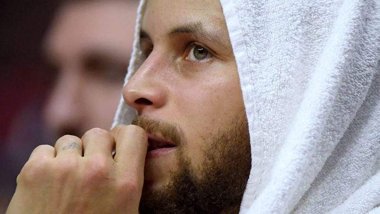 Stephen Curry blessure doigts