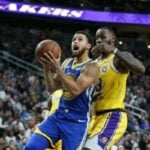 NBA – La malédiction de Steph Curry face aux Lakers