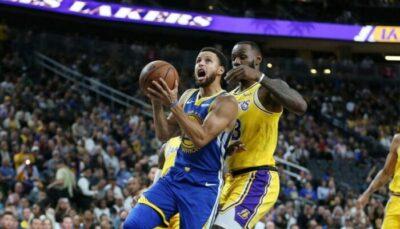 NBA – Bluffé par LeBron, Steph Curry lâche un gros compliment