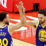 NBA – Le message kiffant de Steph Curry pour Klay Thompson