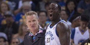 NBA – Steve Kerr compare Draymond Green à… Dennis Rodman