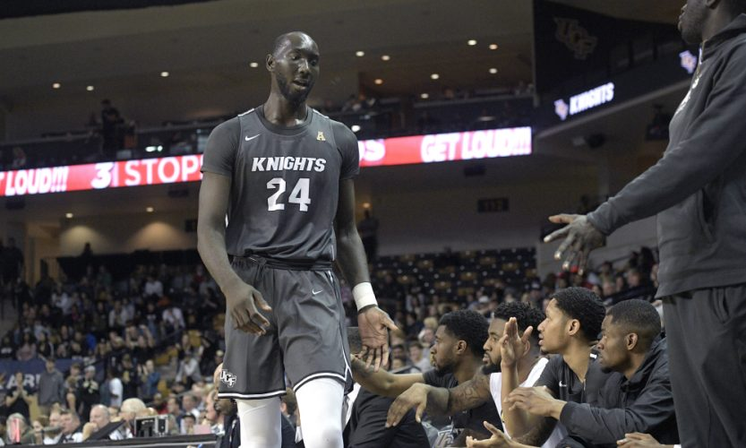 tacko fall envergure