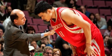 Yao Ming et Van Gundy plus grosse amende