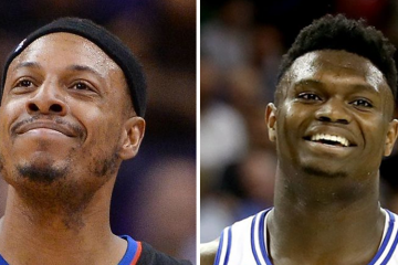 Zion Williamson Paul Pierce NBA