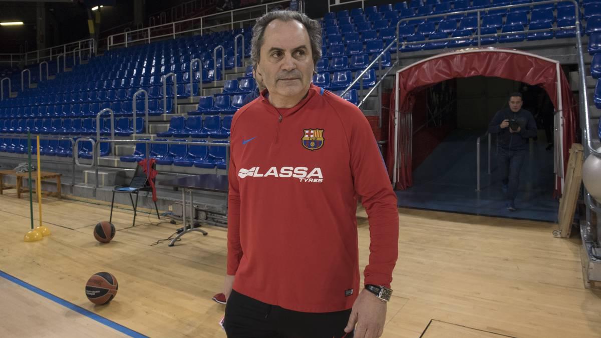 Limoges fait venir l'entraineur de la réserve du Barça Alfred Julbe