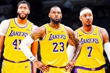 3 arguments et contre-arguments pour une venue de Carmelo Anthony aux Lakers