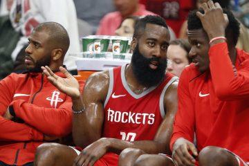 La situation est tendue aux Rockets au moment d'aborder l'intersaison