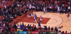 NBA – Top 5 : Les Splash Bros maintiennent les Warriors en vie !