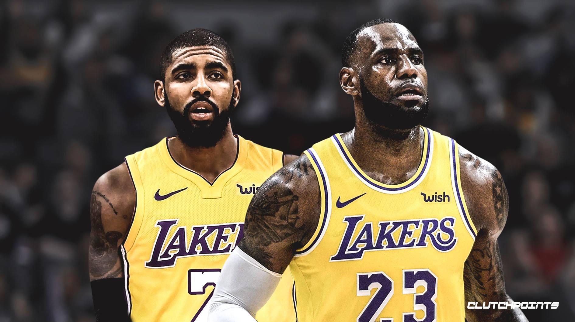 Kyrie Irving Lakers >> Nba Une Raison Supplementaire De Croire A Kyrie Irving
