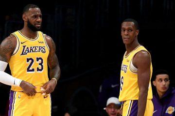 Rajon rondo s'est exprimé sur la manque de leadership des cadres des Lakers sur l'ensemble de la saison