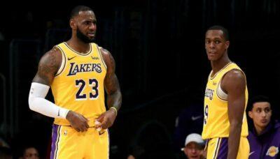 NBA – Le paradoxe des Lakers avec Rajon Rondo