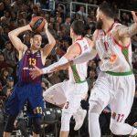 Liga Endesa – Thomas Heurtel reste à Barcelone !