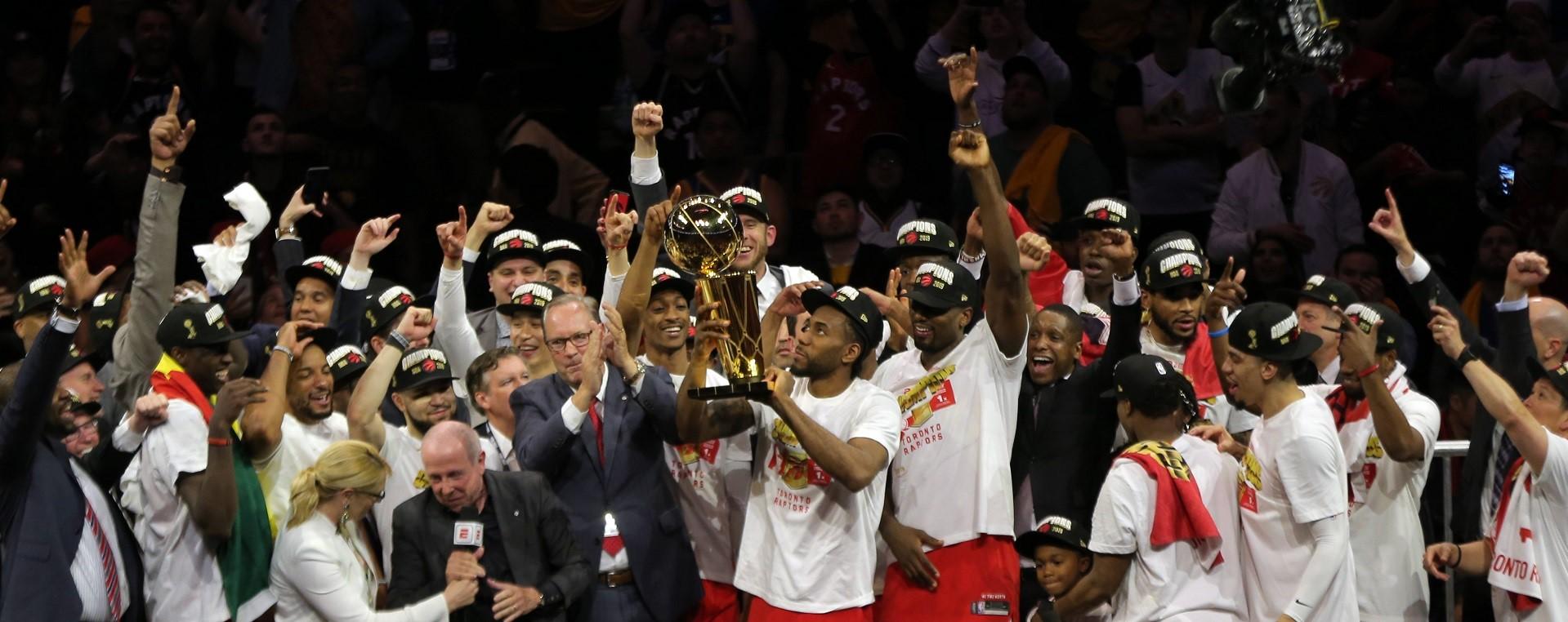 14 chiffres sur le game 6 des Finales entre les Raptors et les Warriors