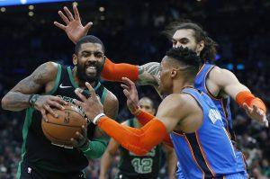 NBA – Boston prêt à se servir chez OKC sous peu ?