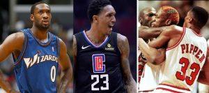 NBA – Gilbert Arenas et Lou Williams s'en prennent à Dennis Rodman et Scottie Pippen !