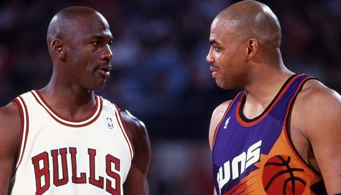 Charles Barkley et Michael Jordan n'ont pas la meilleure relation du monde depuis quelques années...