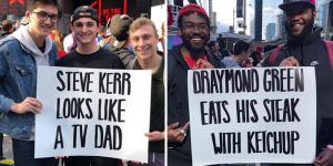 NBA – 10 punchlines délirantes des fans des Raptors