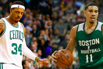 Paul Pierce Celtics