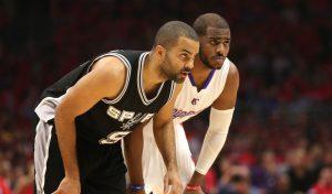 NBA – Le superbe hommage de Chris Paul à Tony Parker