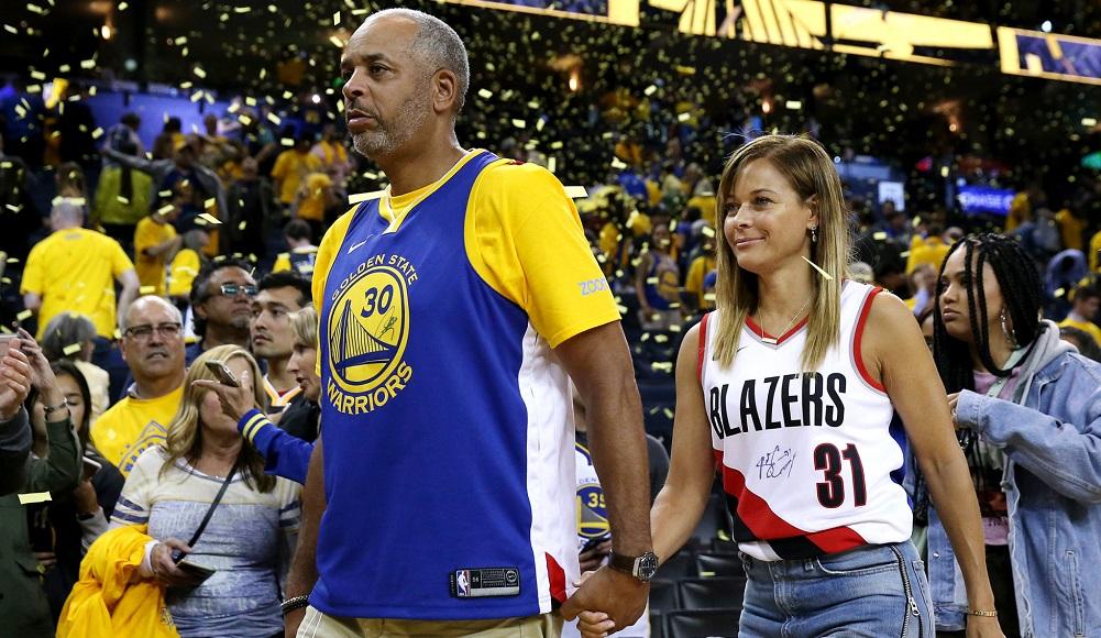 Le couple Curry...