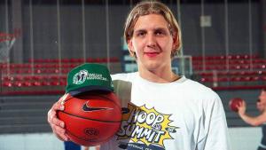 NBA – Quand Dirk négociait avec l'armée pour lancer sa carrière en 1998