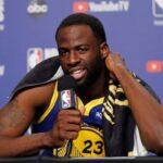 NBA – Draymond Green balance un tweet polémique avant de jouer les Nets ce soir
