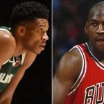 NBA – Giannis égale un record en carrière de Jordan… à 26 ans