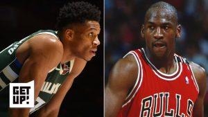 NBA – Charles Barkley utilise Michael Jordan pour défendre Giannis