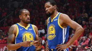 NBA – Andre Iguodala élimine une destination pour Durant et Thompson !