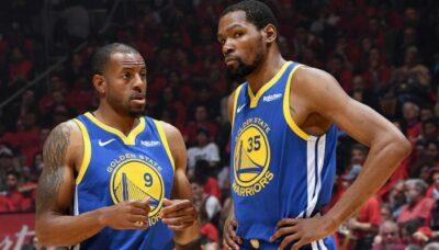 NBA – « J'étais censé signer aux Mavs, pas aux Warriors »