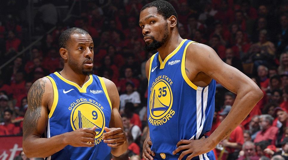 Iguodala aimerait vraiment que Durant et Thompsonr estent à Golden State...