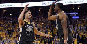 NBA – L'énorme anecdote d'Andre Iguodala sur Klay Thompson !